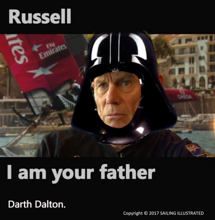 "Meme of the Day: ""Russell, I am your father"""