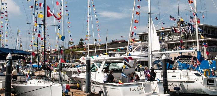 Opening Day at Bahia Corinthian YC