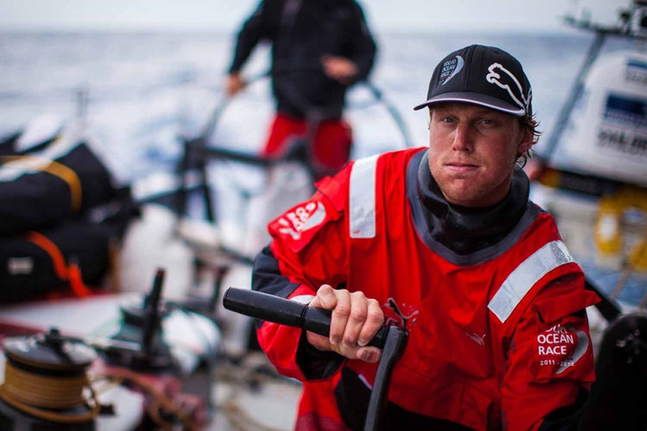 VOR: One hears that Rome Kirby (USA) has just signed with AkzoNobel