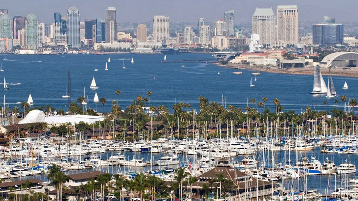 SDYC Yachting Cup to race in San Diego Bay