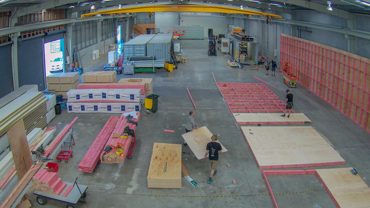 AC36: Emirates Team New Zealand unveils its new boatyard on Auckland's North Shore