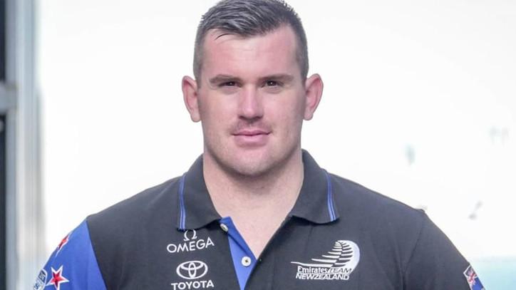 Olympian brings power to Team NZ
