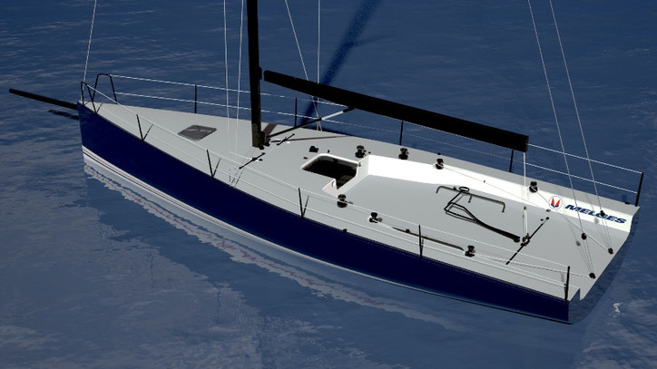 IC37: NYYC names Westerly Marine as builder, North/Southern for sails and spars, Harken for gear, an