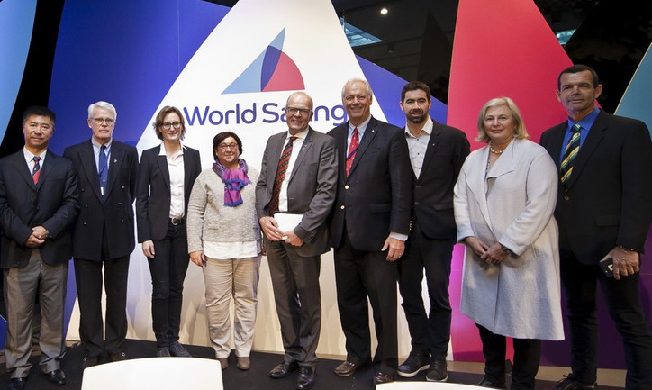 World Sailing: One hears the WS Board have shot down President Andersen's (DEN) push for an Extr
