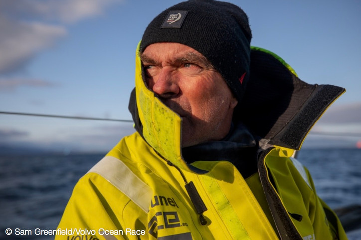 VOR: Bouwe Bekking sails Team Brunel (NED) to victory in Leg 10 to forge virtual three-way tie at th