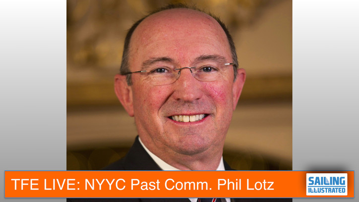TFE LIVE: Join us for today's show with NYYC Past Comm. Phil Lotz (USA), with insight into the M