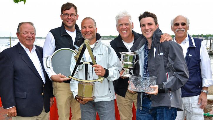 Block Island Race: Jay Turchetta and his AMADEUS V team win IRC 2 and Overall