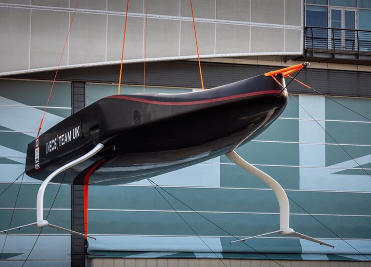 "AC36: What's all the flap about ""trailing edge flaps"" — Sir Ben Ainslie and Mark Chisn"