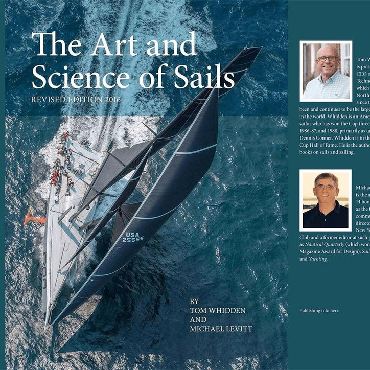 TFE Recommends: The Art and Science of Sails, revised edition 2016