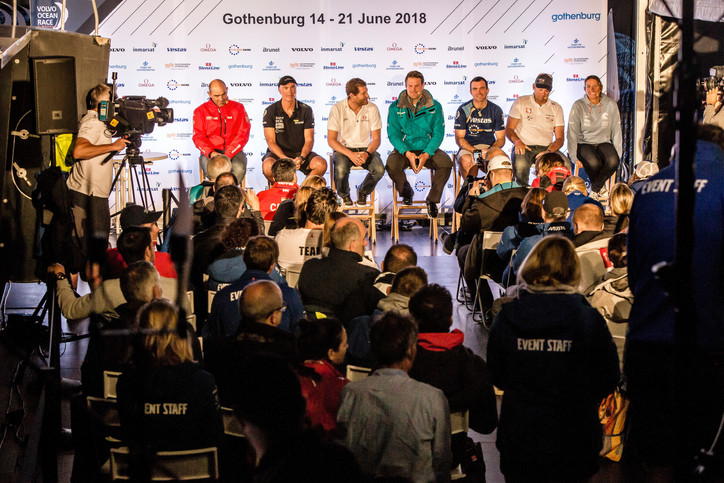 VOR: Who's your pick to win it all – Brunel, Dongfeng, or MAPFRE?