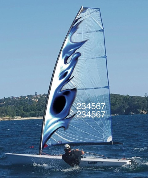 Olympics: SI scoops on the new Laser rig; and WS wants to say that the Laser is one of the classes b