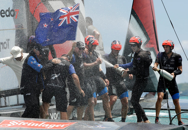 Christopher Clarey: How Emirates Team NZ was able to rout OTUSA
