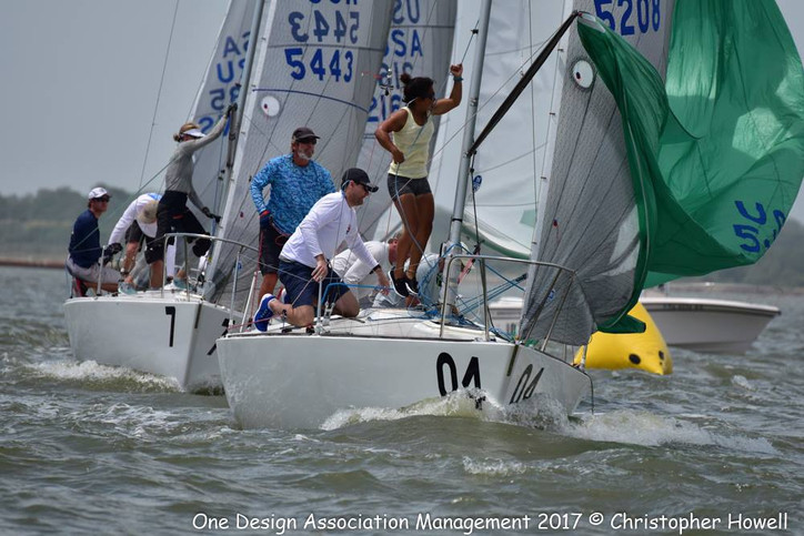 J/24 NAC: Will Welles skippers Team BOGUS to a third consecutive win