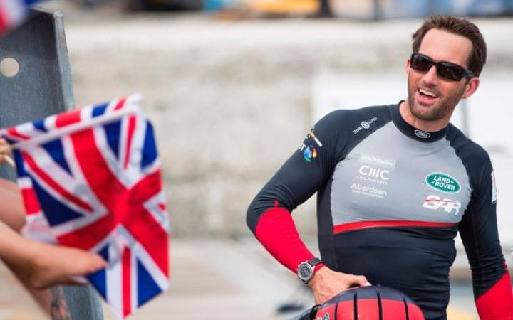 Sir Ben Ainslie: This has been a frustrating America's Cup journey but it's not over yet