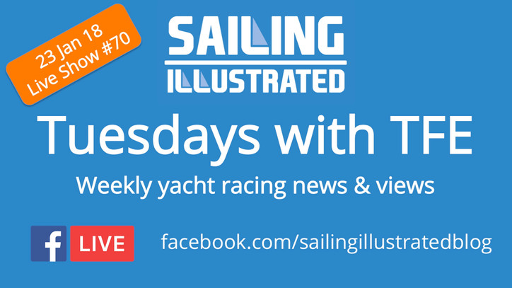 Tuesdays with TFE: Join us today for the latest news and views on the Volvo Ocean Race tragedy, the