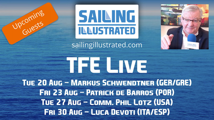 TFE LIVE: Line-up of VIP guests continues; Markus Schwendtner, CEO of the International Kiteboarding