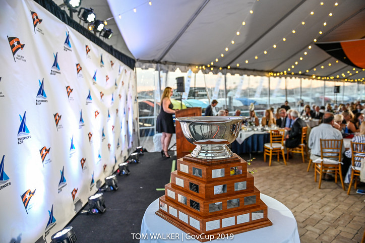 "GOVCUP: Largest-ever crowd for Monday's Welcoming Dinner and ""Meet the Teams"" show; fa"