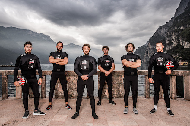 AC36: Sir Ben Ainslie's (GBR) youth team rebrands as INEOS Rebels UK ahead of GC32 World Champio