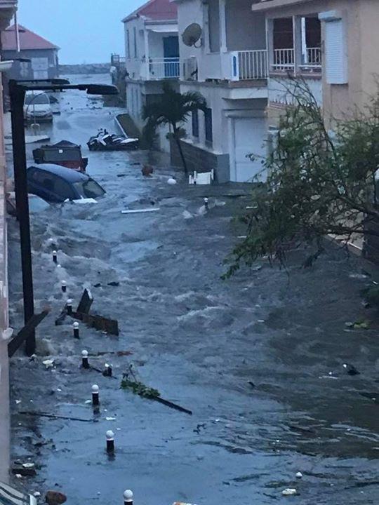 Irma's incursion: St Barts