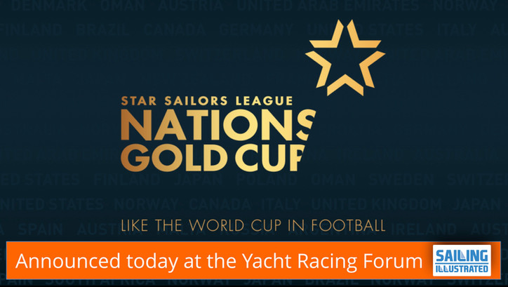 SSL: 2021 Nations Gold Cup announced today; great news for yacht racing – full report on our live we