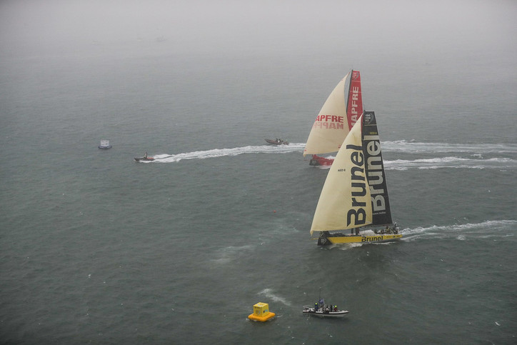 VOR: More video from Friday's Lisbon In-Port Race, and your Ed.'s review of the generally ve