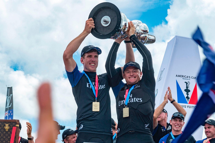 "Tom Ehman: Team NZ's America's Cup win an ""epic tour-de-force"""