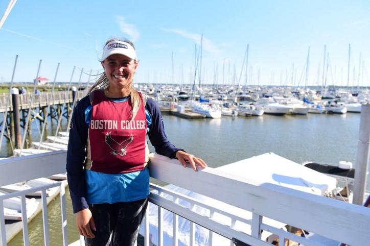 ICSA: Yale wins Sperry Women's Nats, and Erika Reineke wins Quantum Women's Sailor of the Ye