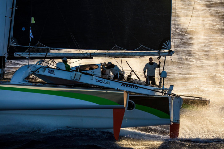 PHAEDO3 has a new owner: Karl Kwok (HKG) of BEAU GESTE fame – Pac52 Class and others