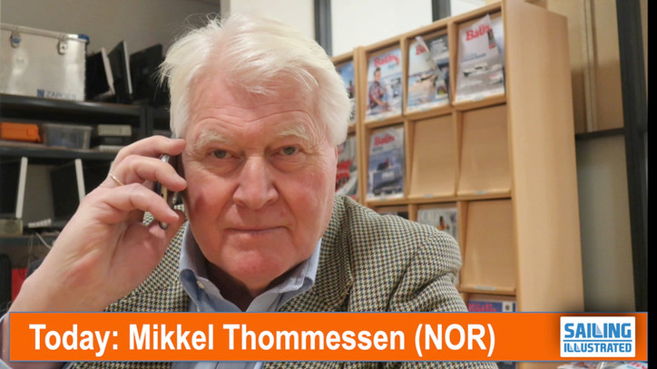 TFE LIVE: Today (Tue 14 Apr), Mikkel Thommessen (NOR) live via Skype from Oslo, with insight from hi