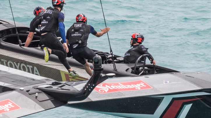 Suzanne McFadden: The secret weapon pushing Team NZ to victory