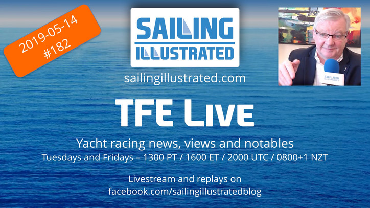 TFE LIVE: Join us today for another news- and personality-packed show; as always at 1300 Pacific / 1