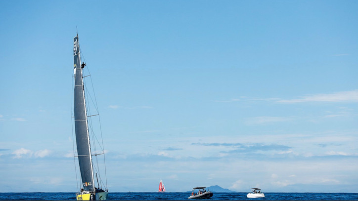 VOR: Brunel hold off Dongfeng and win Leg 7 by only 14m50s – full report on today's 'Tuesday