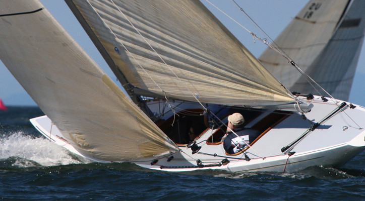 Six Metre Worlds: Look at this entry list of, literally, sailing royalty – and it's still growin