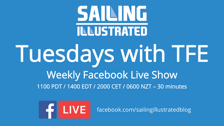 SI: Join us for our weekly Facebook Live Show today – 1100 PDT / 1400 EDT / 2000 CET