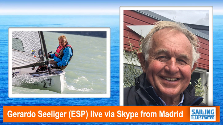 TFE LIVE: Tuesday (7 Apr), Gerardo Seeliger (ESP) live via Skype from Madrid, on his plans to right