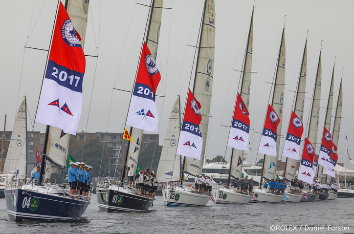 Rolex NYYC Invitational Cup: Marcus Eagan's Southern YC team seals the deal with a bit of match