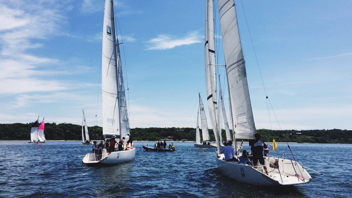 On Perspective, Beyonce and our Oakcliff Grade 3 Match Race Recap