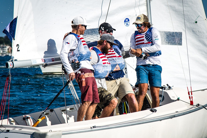 Resolute Cup: San Diego YC comes from behind on the final day to sink the competition from the other