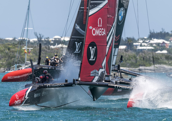 "AC35: Russell Coutts – ""This time the Kiwis clearly have the better package"""