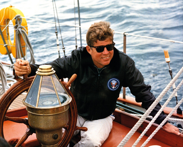 Classic Boat: The complete story of John F Kennedy's yacht MANITOU