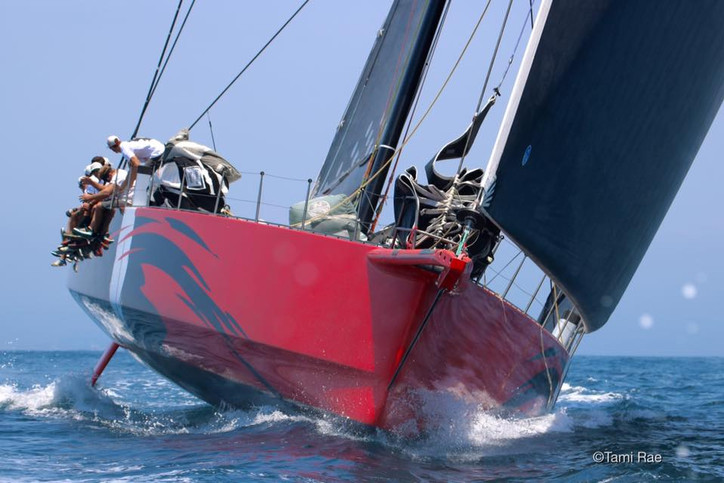 Transpac: COMANCHE sets 24-hour record; will overall mark also fall?