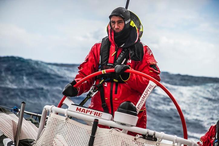 VOR: Blair Tuke (NZL) video interview following the tumultuous Leg 7 aboard MAPFRE