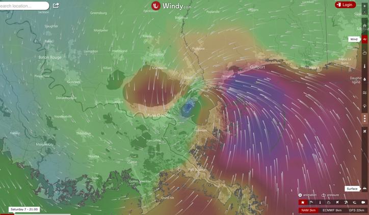 Hurricane Nate: Latest from SI's severe weather expert Mark Michaelsen; not Katrina but batten d