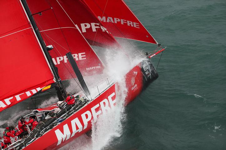 VOR: MAPFRE (ESP), Tuke (NZL) look to close in on history as last Leg 9 – the last long leg – begins