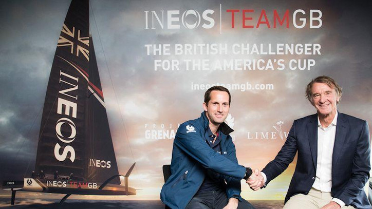 AC Breaking: Ben Ainslie's AC team scores $150 million 'fresh start' investment from INE