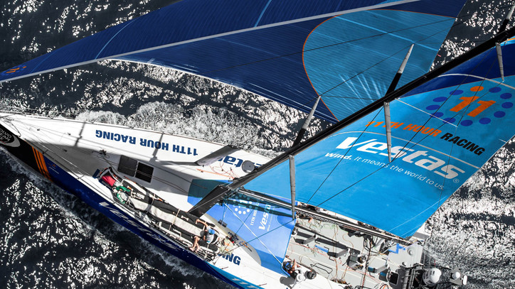 Mark Towill (USA) cautiously optimistic about Volvo Ocean Race changes