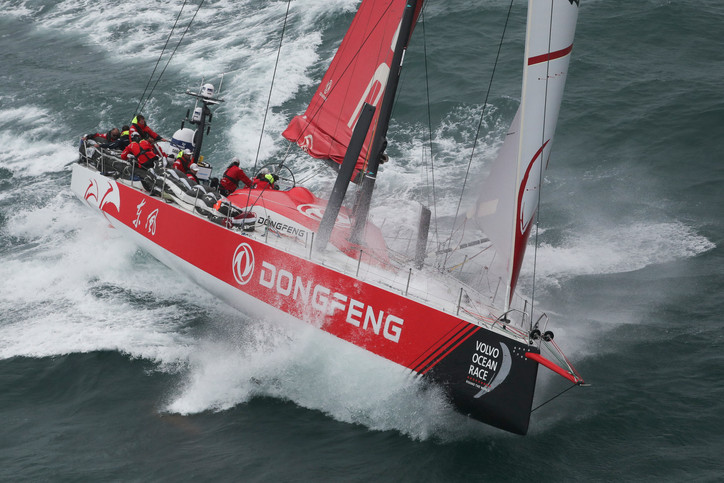 VOR: In-Port Race Series standings could come into play with three yachts separated by only three po
