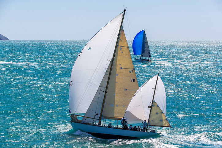 Audi Hamilton Island Race Week: Old age and treachery will always beat youth and exuberance