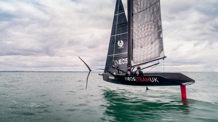 America's Cup: Back to the future; a preview of today's 'AC36 Overture' and official