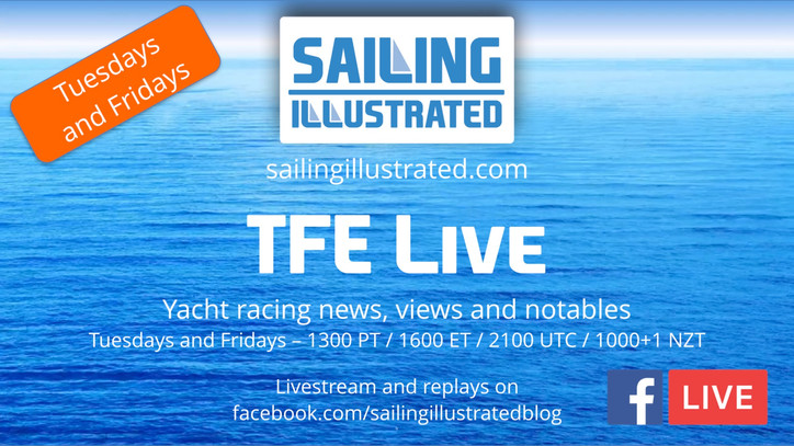 TFE LIVE: Some call him a genius, some say he is a little crazy (he'd say the same); either way